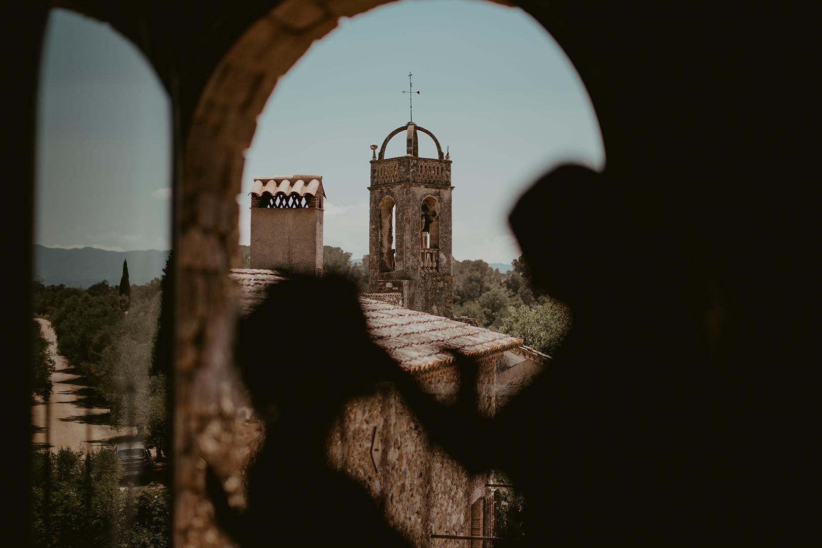 Castell d'Emporda Girona wedding photographer