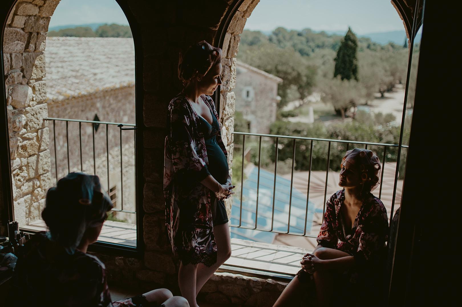 Gorgeous Spanish wedding venue Castell d'Emporda