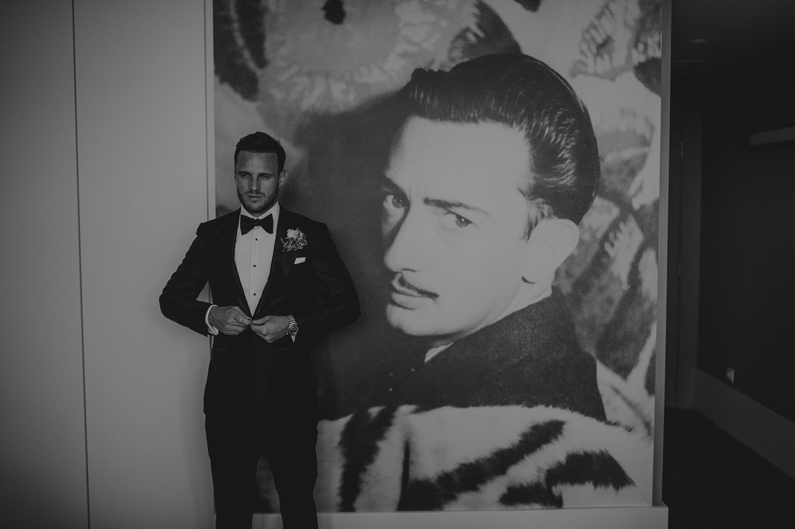 Salvador Dali wedding venue