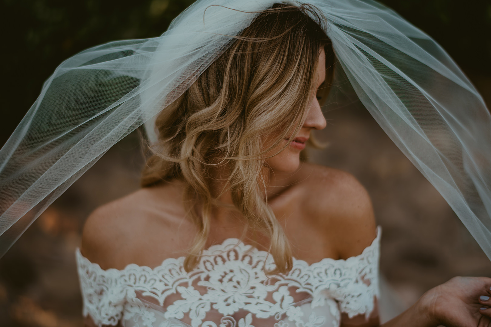 Louicol Designs wedding dress