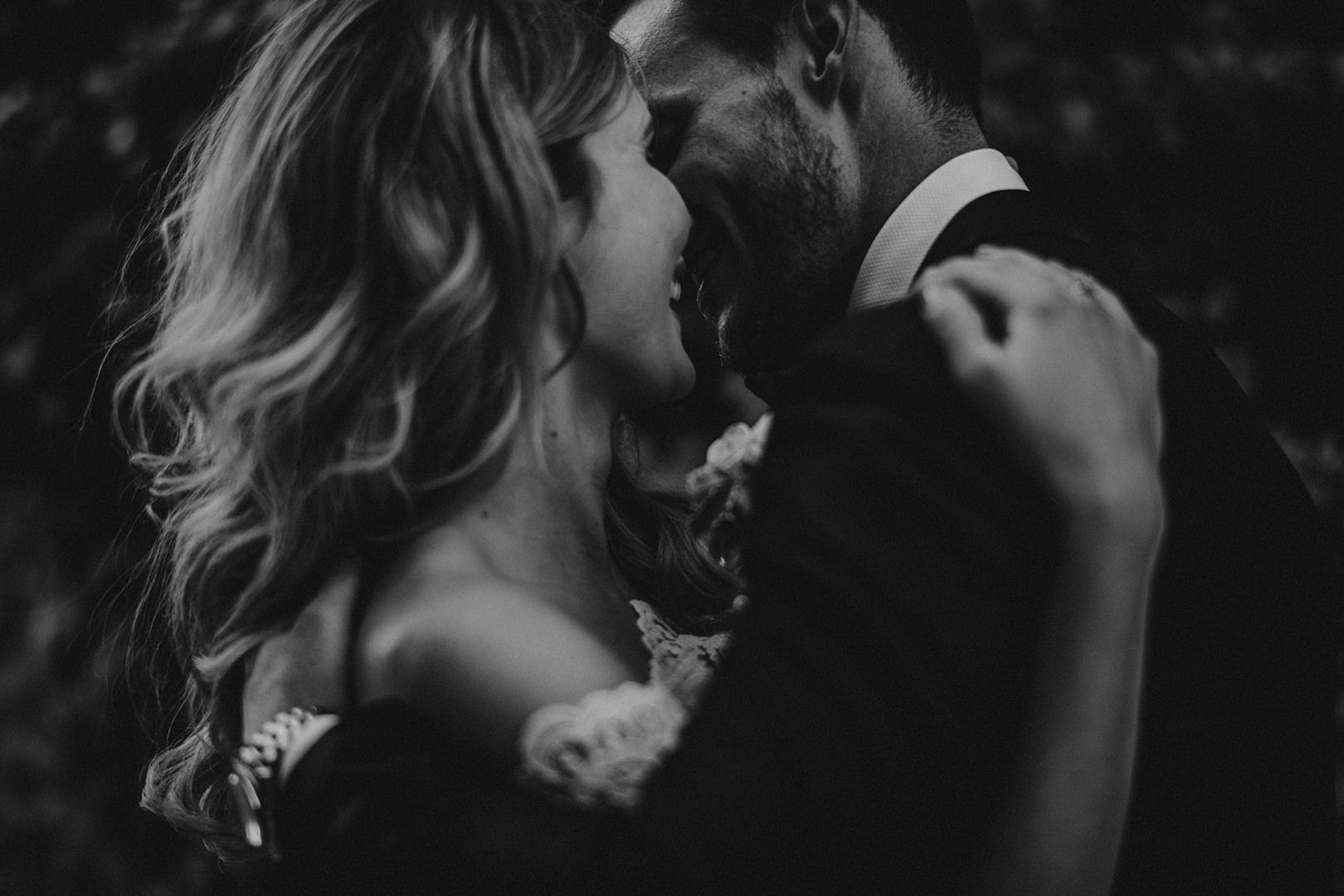 Beautiful spanish black and white photo