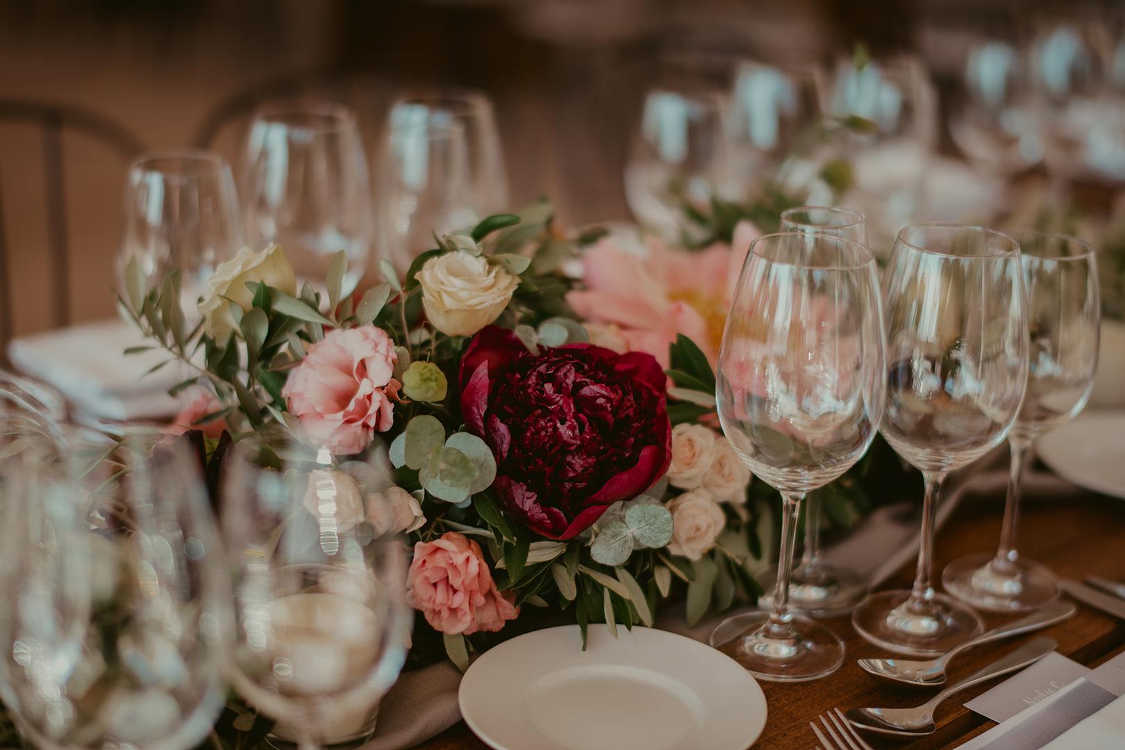 Best wedding floral in Girona Spain