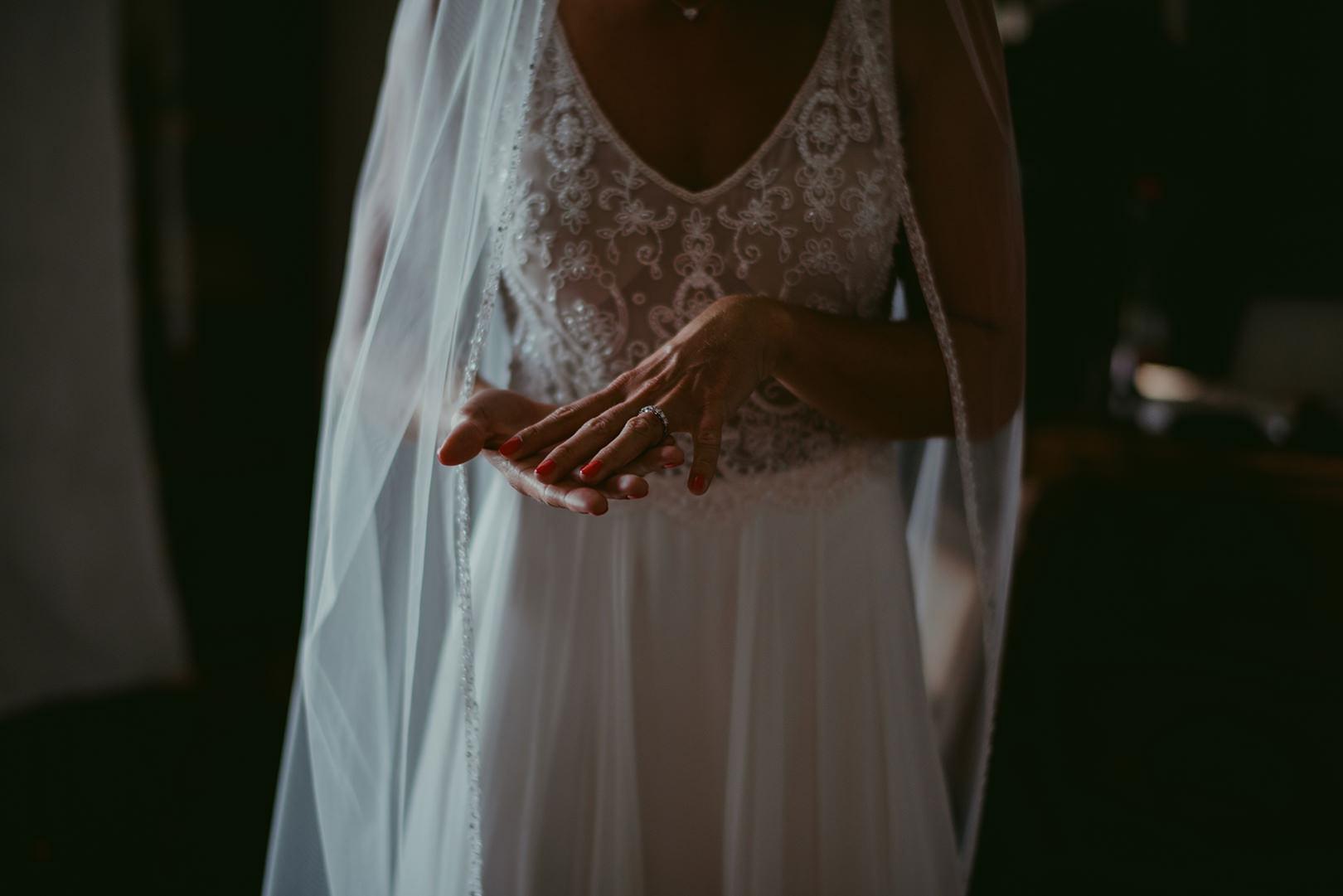 Beautiful Hila Gaon Wedding dress