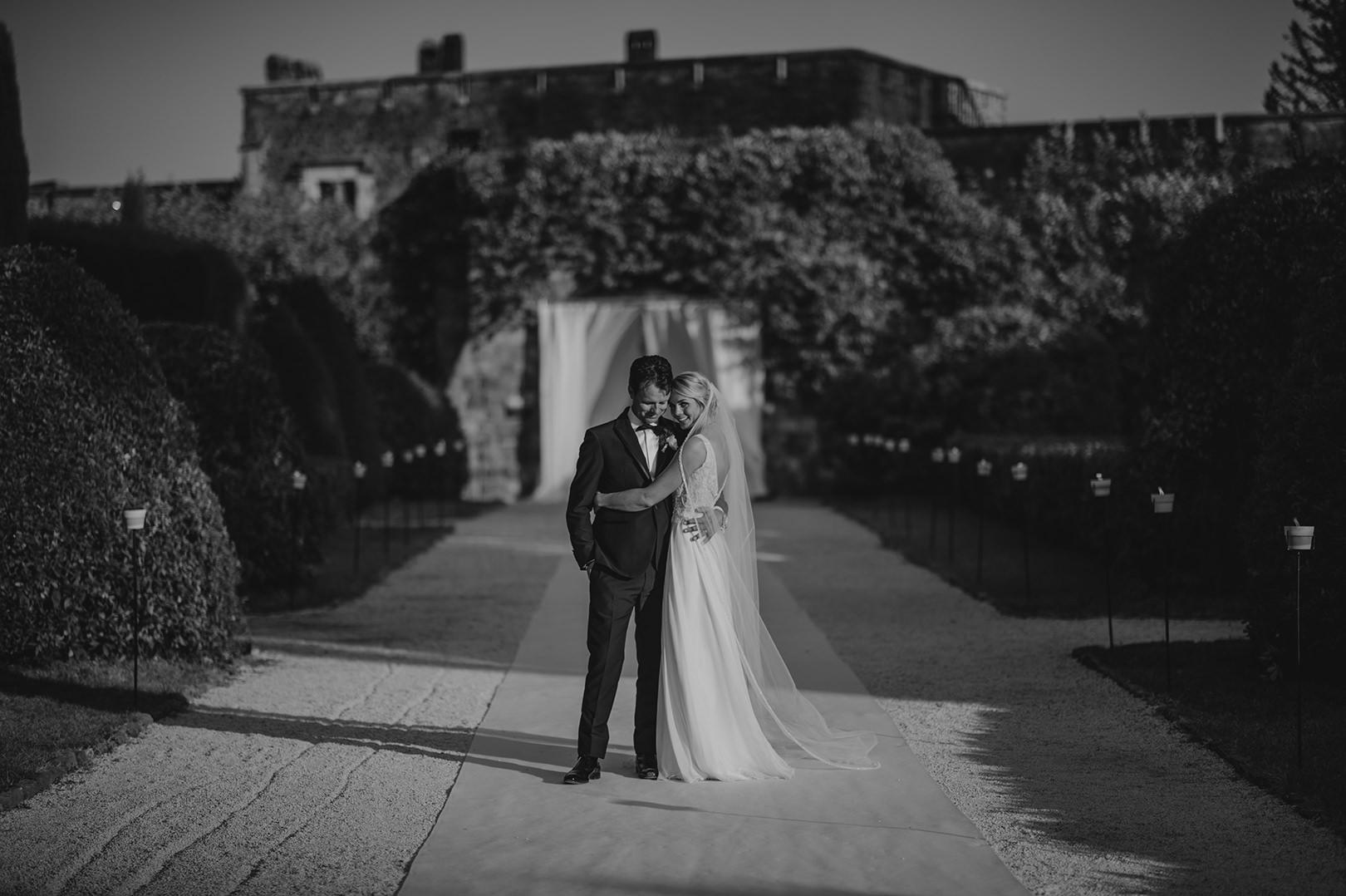 Chateau de la Napoule wedding photographer