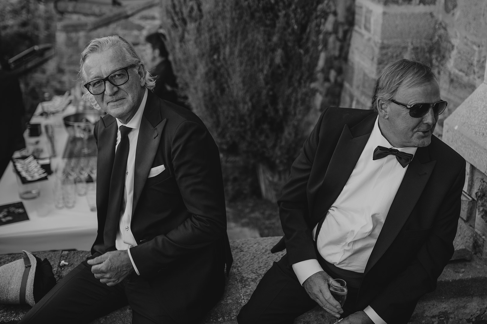 Candid wedding photography south of France