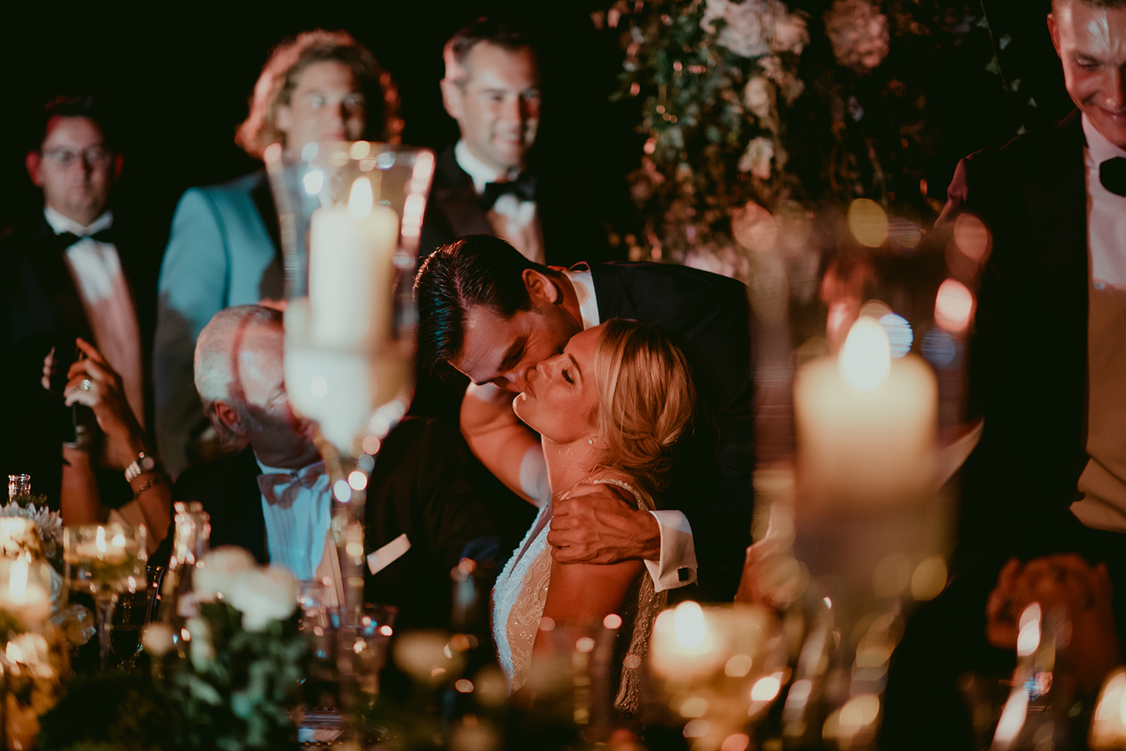 Beautiful wedding photos in French Riviera