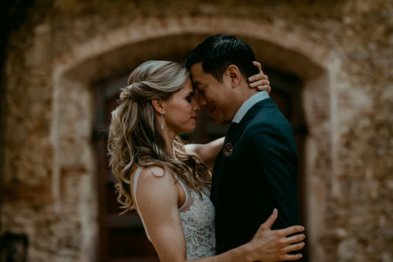 Casa Felix Barcelona Wedding // Lesley & Brian