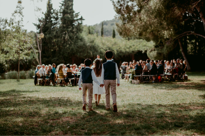 masia ribas wedding