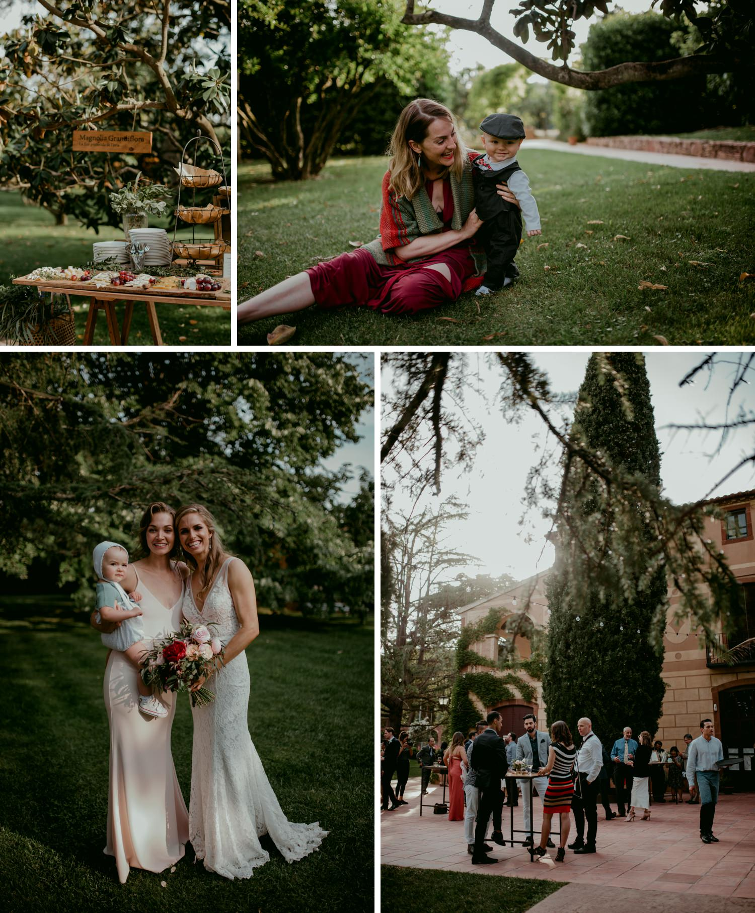 barcelona wedding inspiration