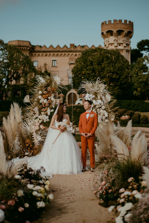 Spain candid wedding photographer