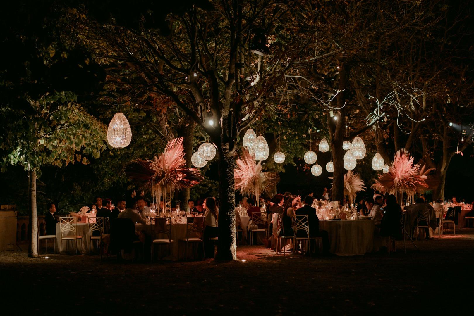 Gatsby inspired wedding in Barcelona Spain