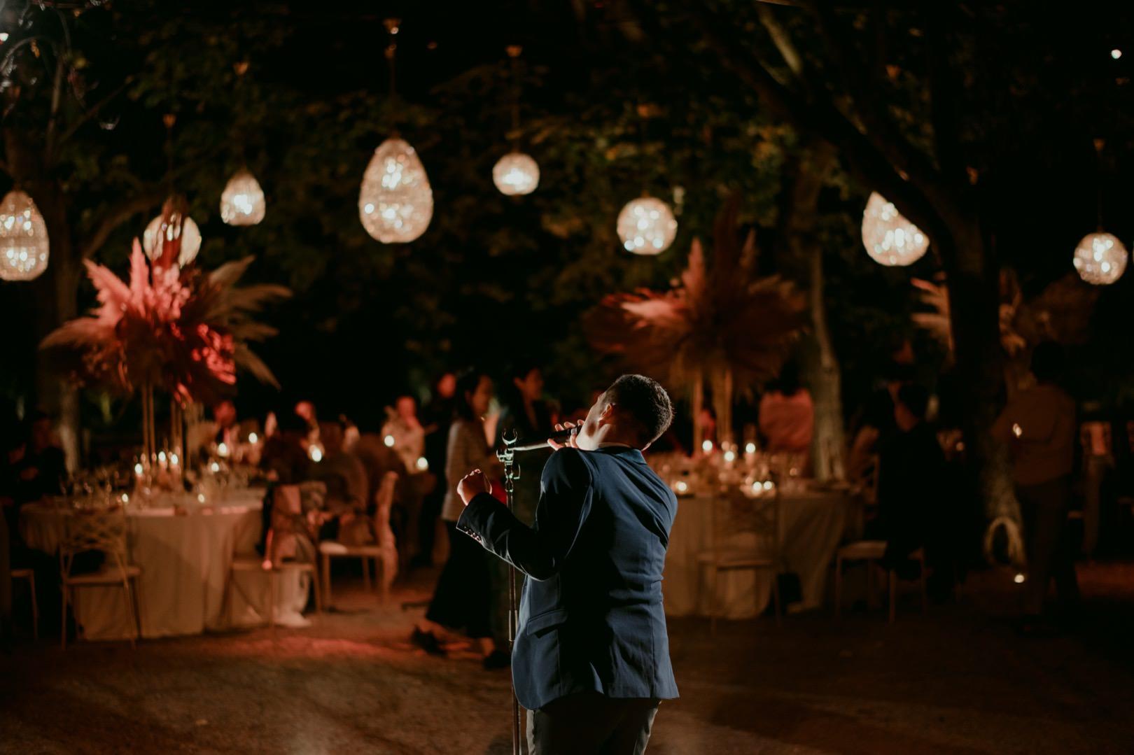 Epic candid wedding photography