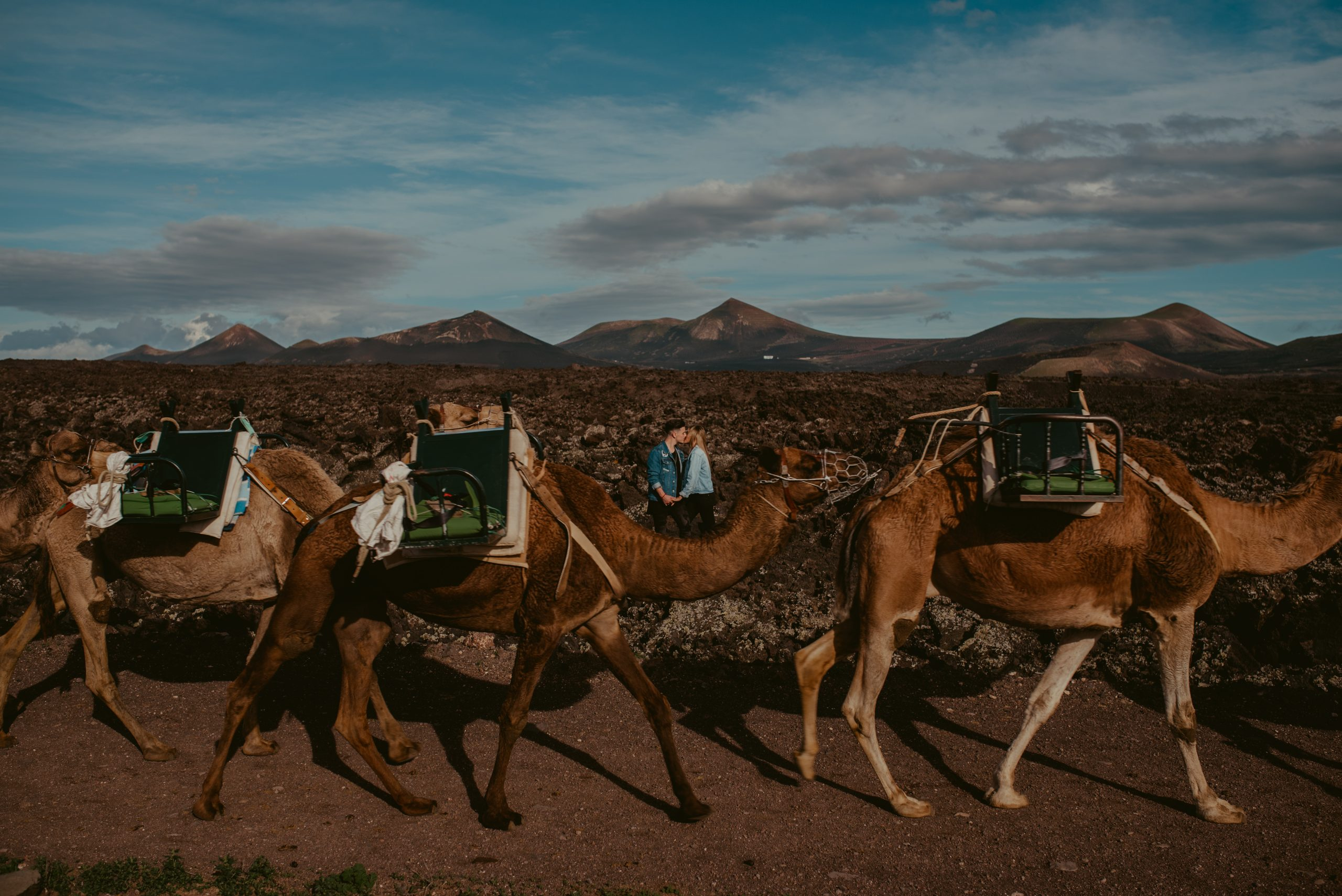 post covid wedding adventure photography in canary islands