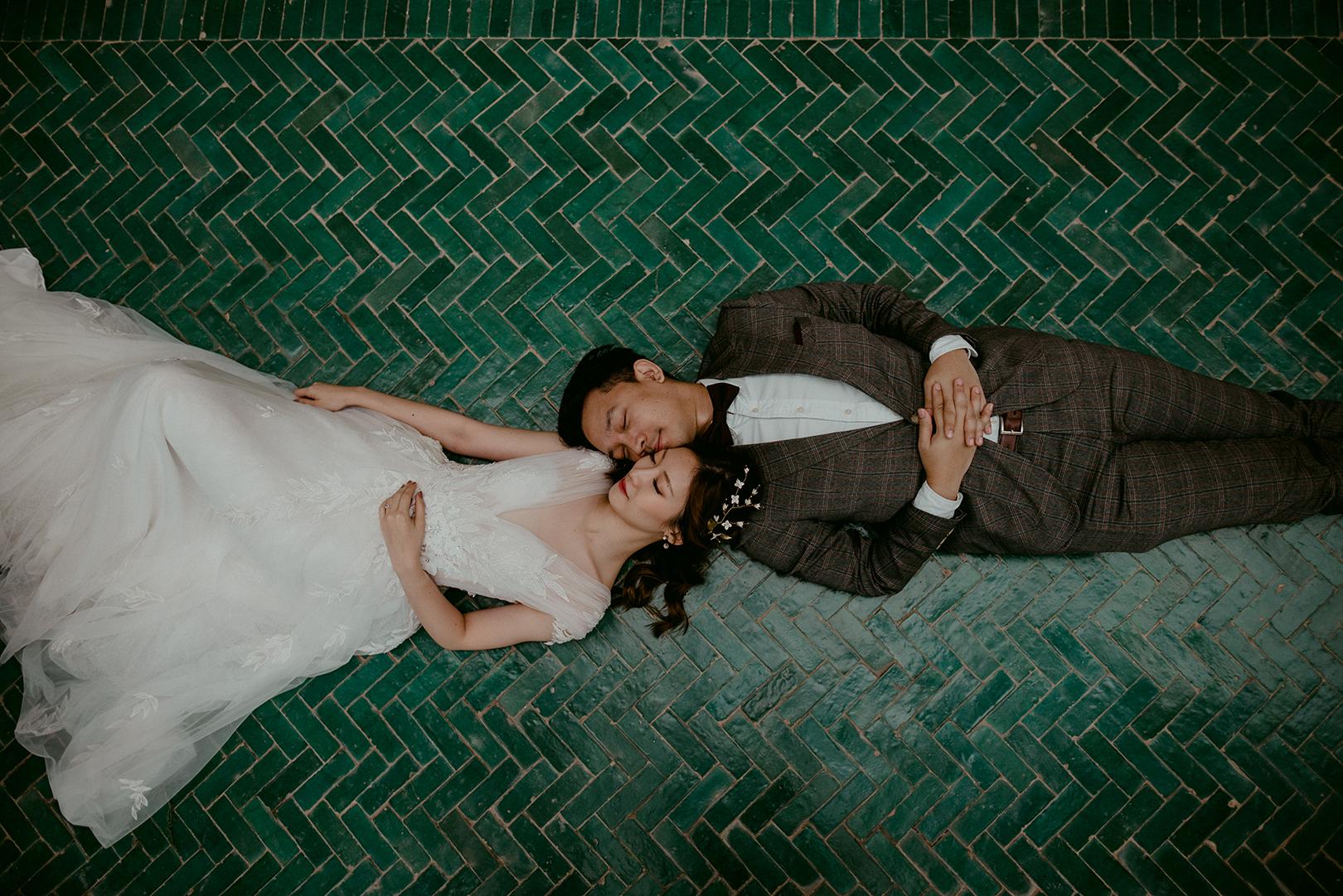 Marrakesh elopement photographer