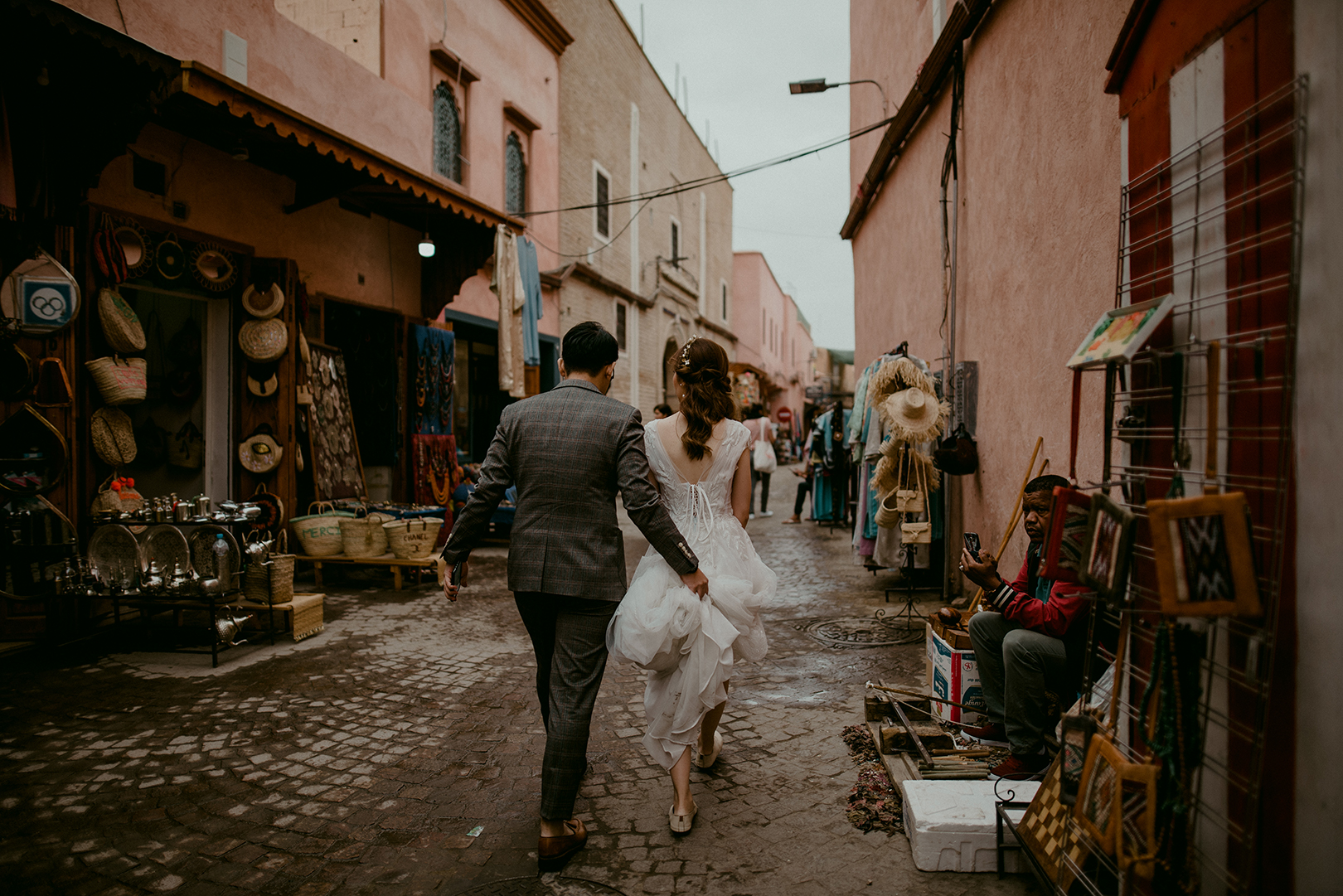 morocco elopement photographer